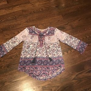 Lucky Brand blouse size XS
